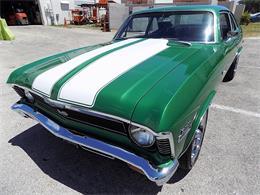 Picture of 1972 Chevrolet Nova located in POMPANO BEACH Florida - $24,500.00 - PWF6