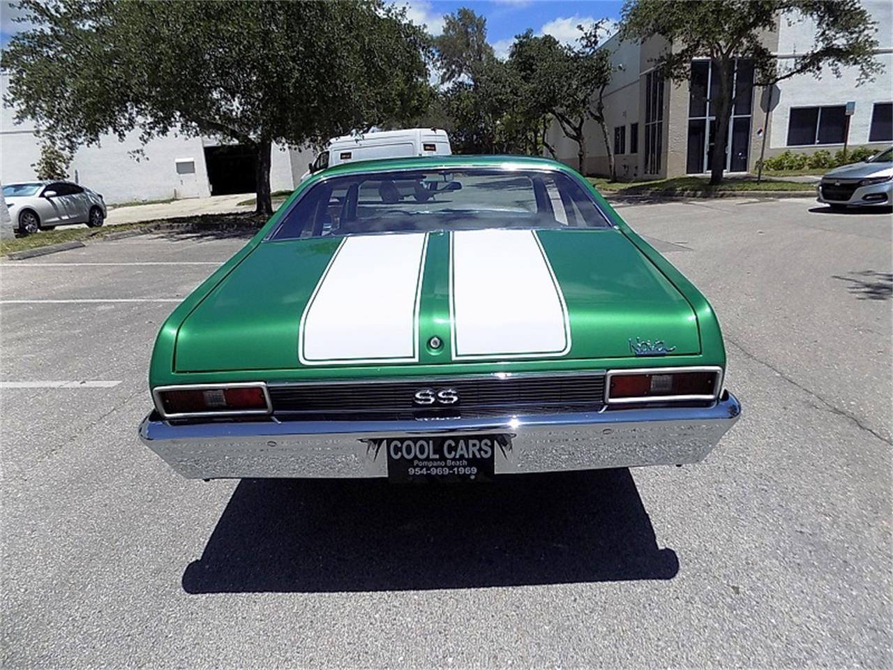 Large Picture of 1972 Nova Offered by Cool Cars - PWF6