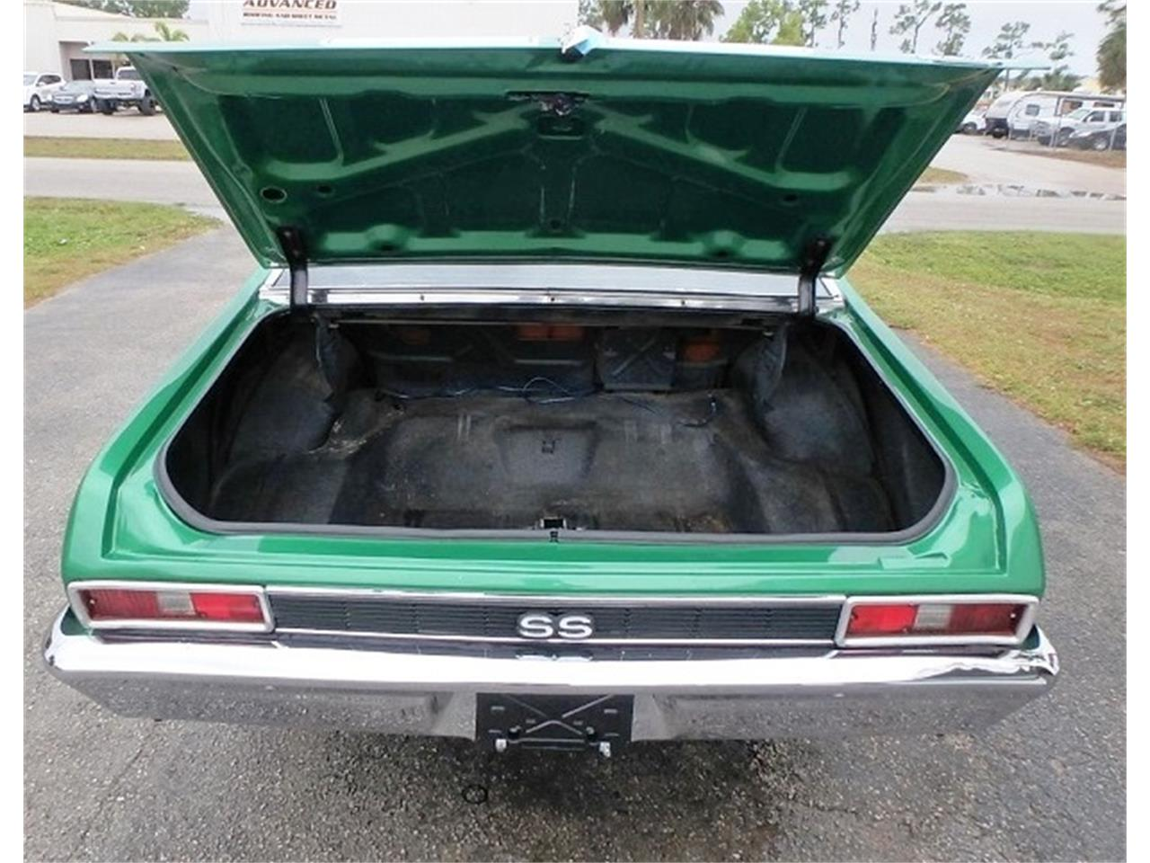 Large Picture of Classic 1972 Nova located in Florida - PWF6