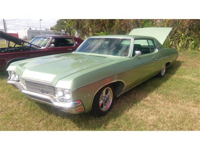 1970 Chevrolet Impala For Sale On Classiccarscom