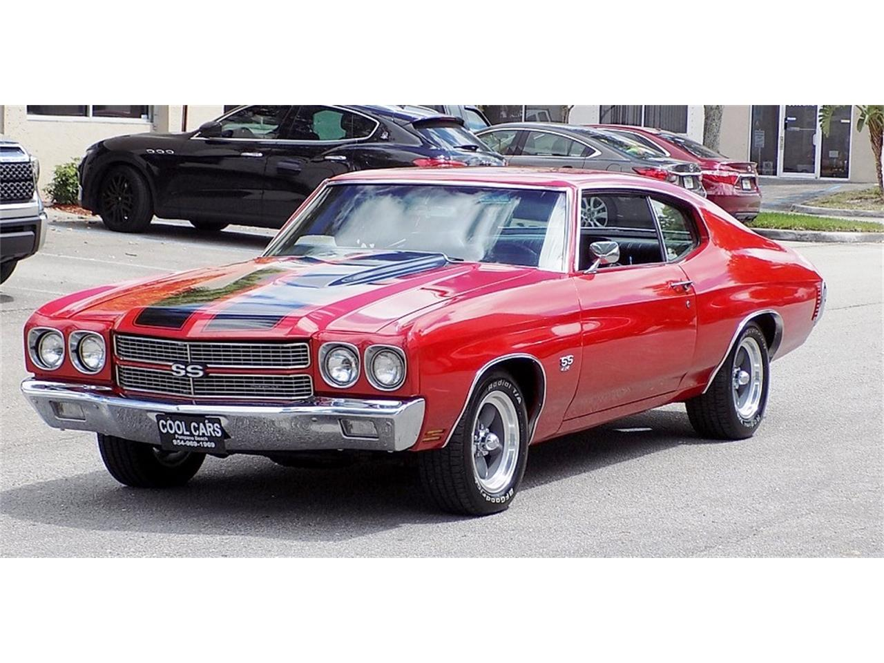Large Picture of '70 Chevelle - PWFE