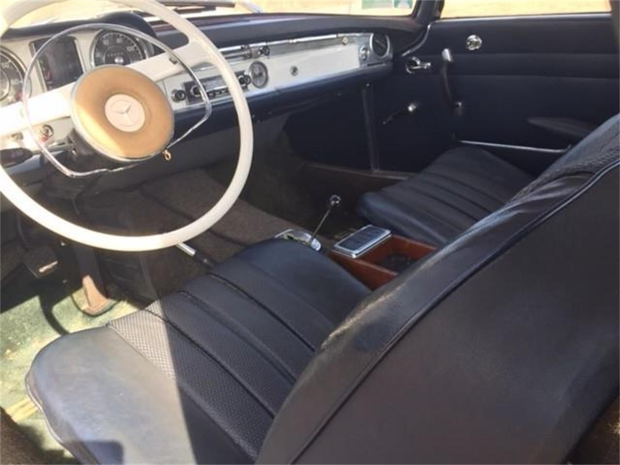 Large Picture of Classic '66 230SL located in Westerly Rhode Island Offered by a Private Seller - PWFF