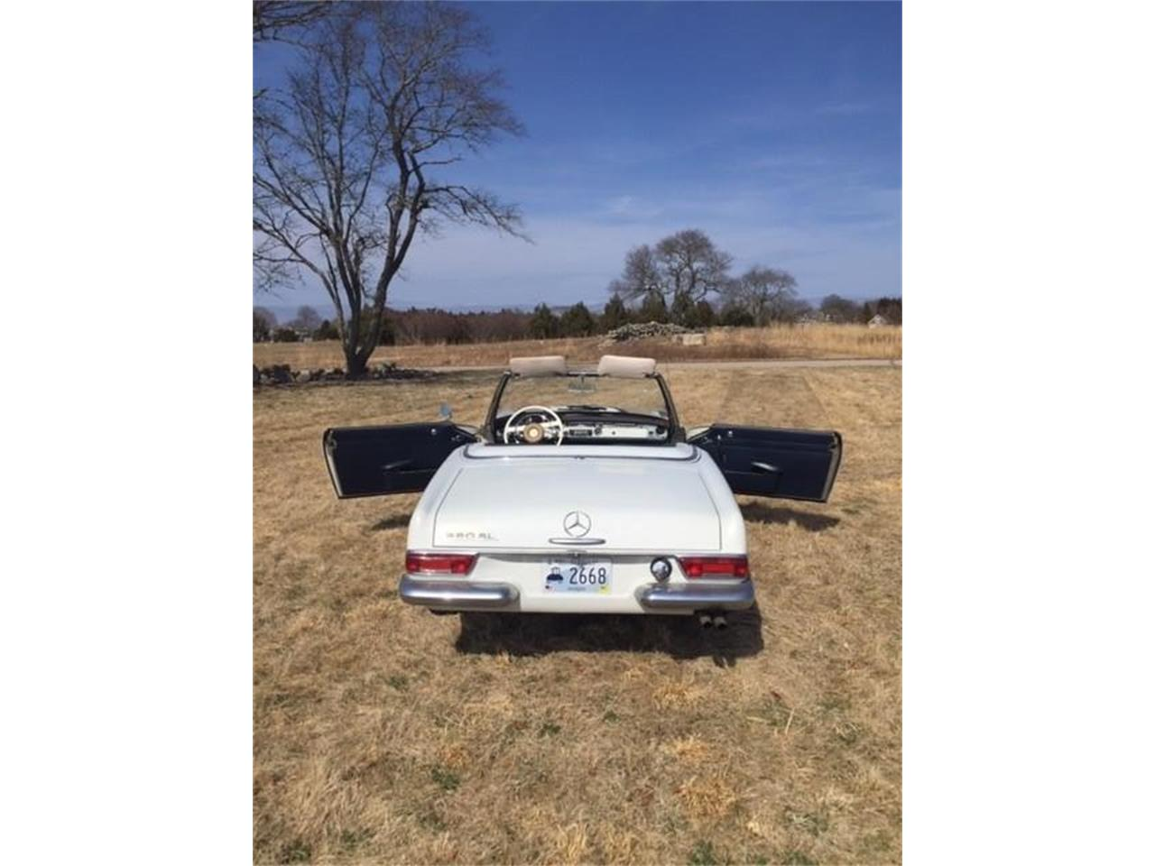Large Picture of Classic 1966 230SL located in Westerly Rhode Island Offered by a Private Seller - PWFF