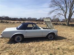 Picture of 1966 Mercedes-Benz 230SL located in Westerly Rhode Island - $54,000.00 Offered by a Private Seller - PWFF