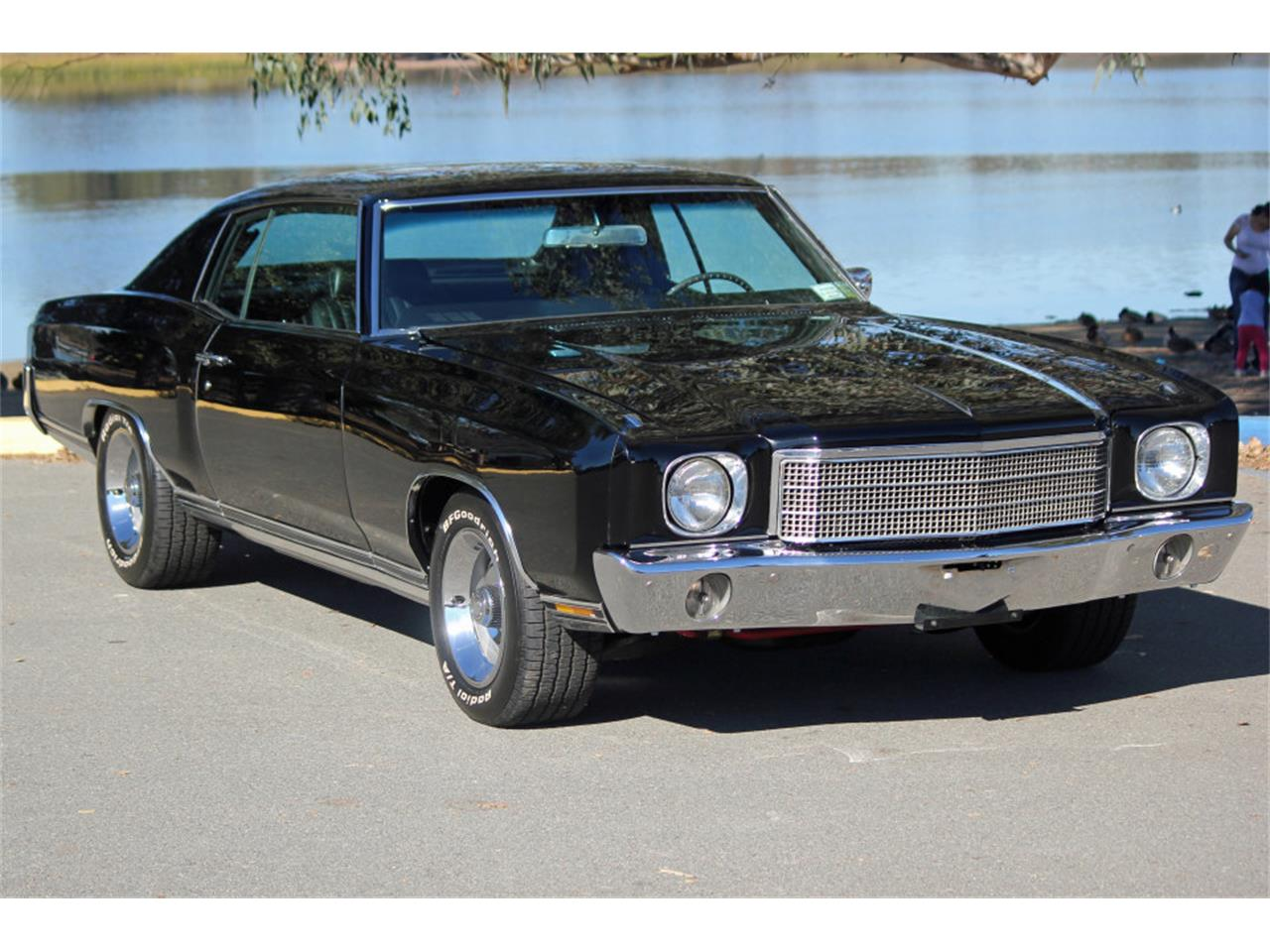 Large Picture of Classic '70 Chevrolet Monte Carlo - PWFG