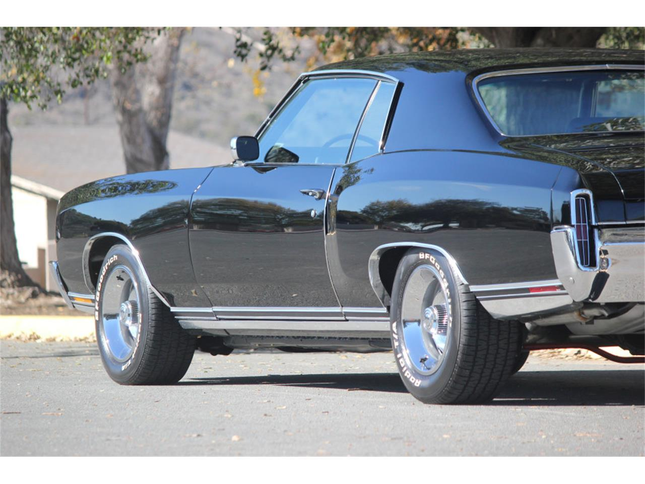 Large Picture of Classic '70 Monte Carlo - PWFG