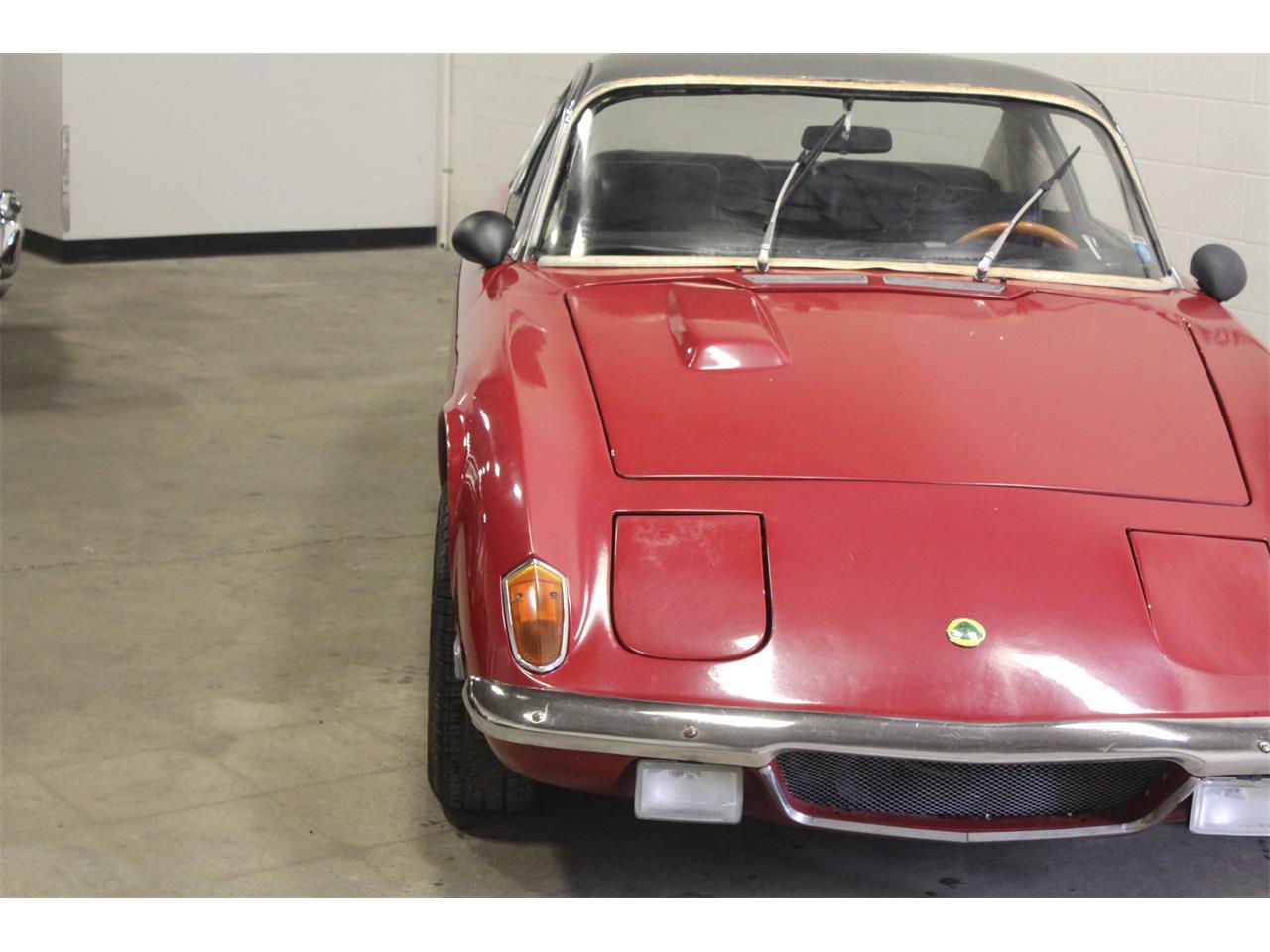 Large Picture of '71 Elan - PWFK