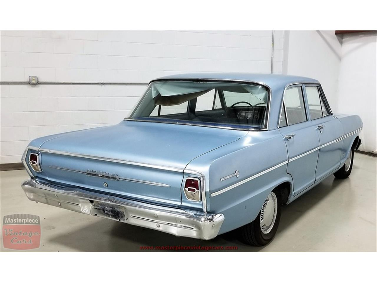 Large Picture of '63 Chevy II - PWFO