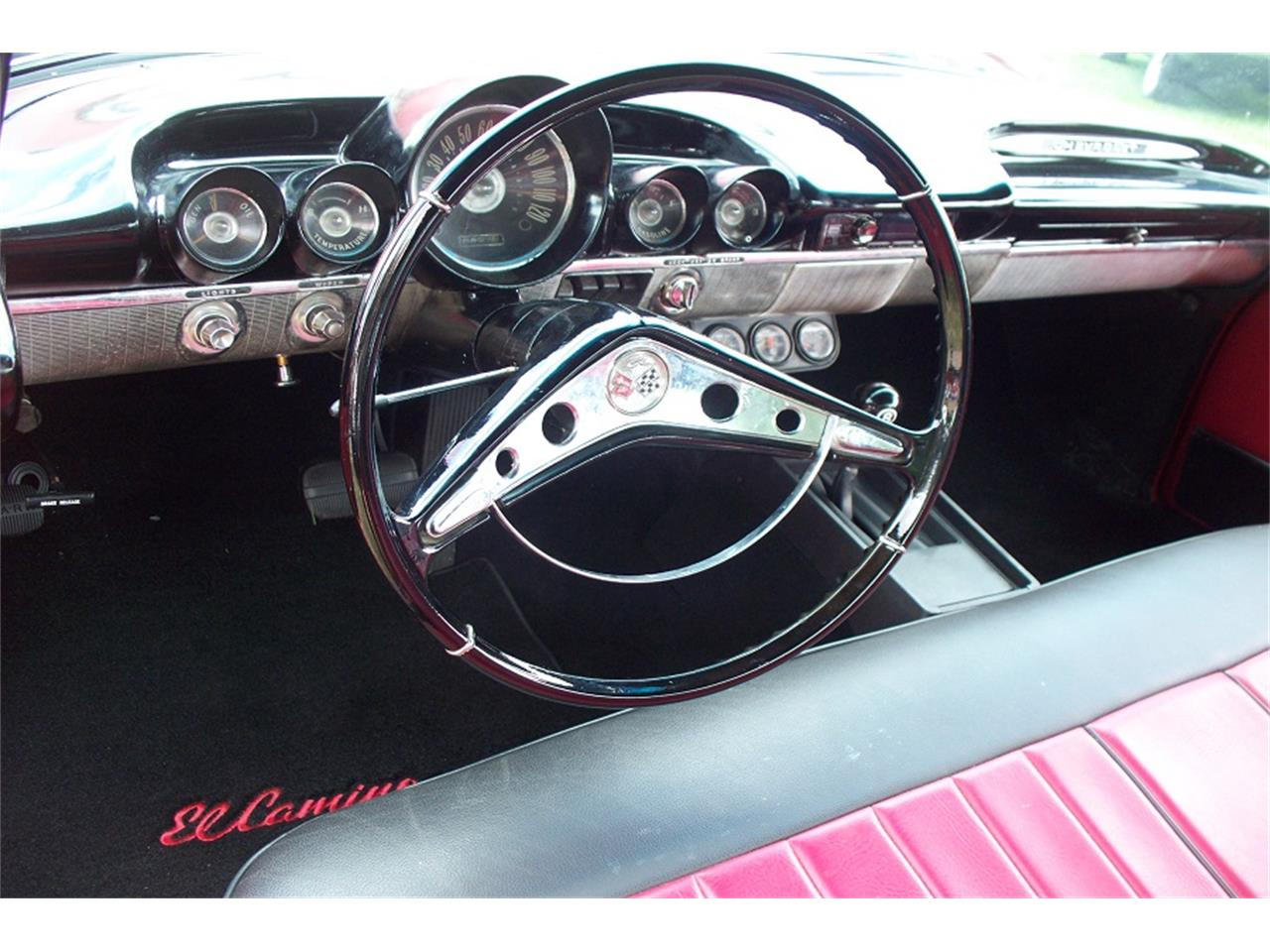 Large Picture of '59 El Camino - PWFX