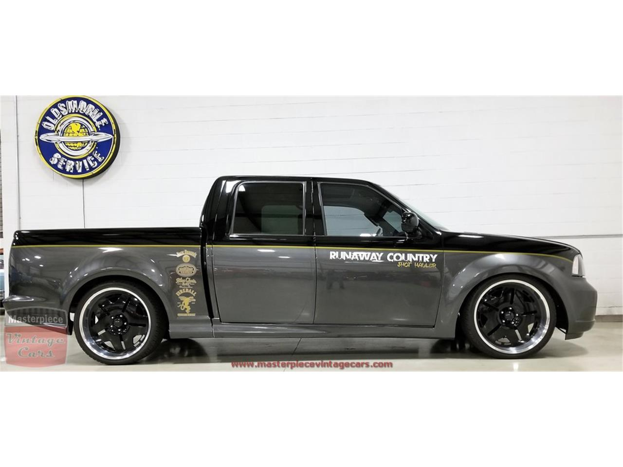 Large Picture of 2003 F150 located in Whiteland Indiana Offered by Masterpiece Vintage Cars - PWFY