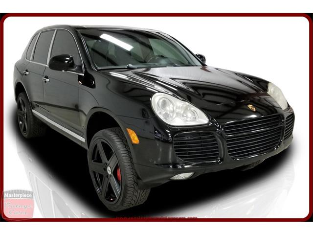 Picture of '04 Cayenne located in Whiteland Indiana - PWFZ