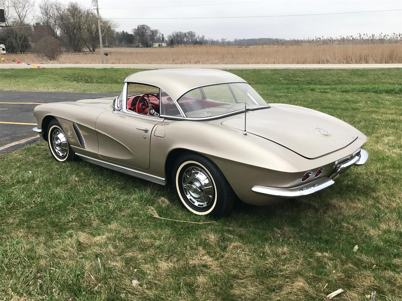 Large Picture of '62 Corvette - PWG2