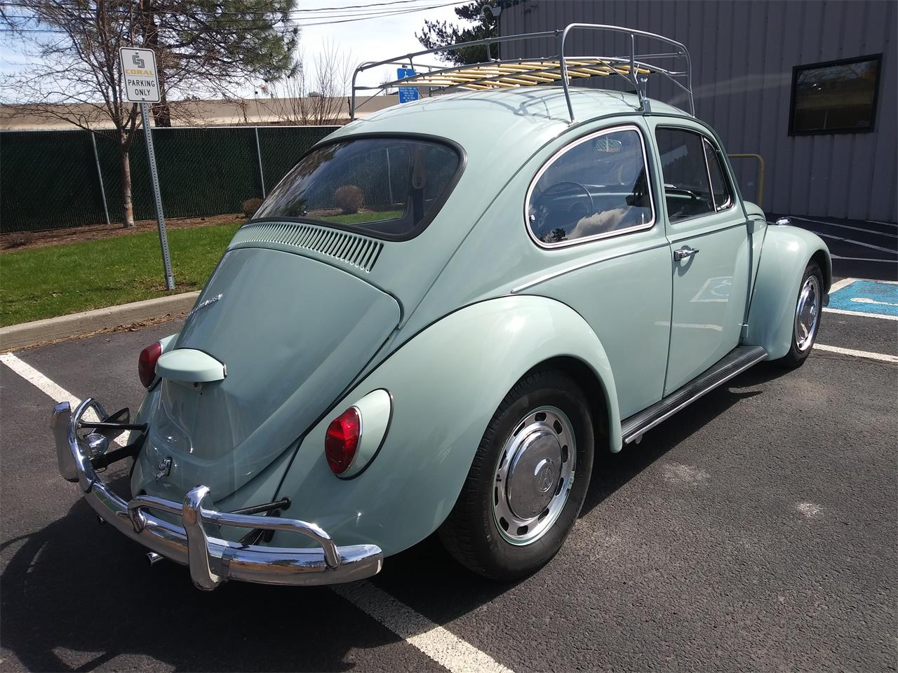 Large Picture of '67 Beetle - PWG3