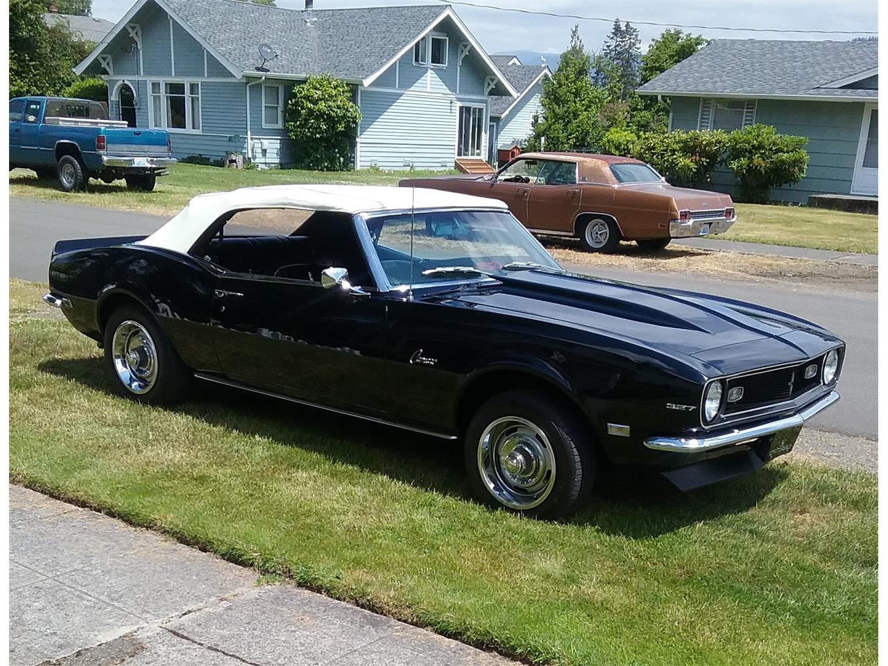 Large Picture of '68 Camaro - PWG5