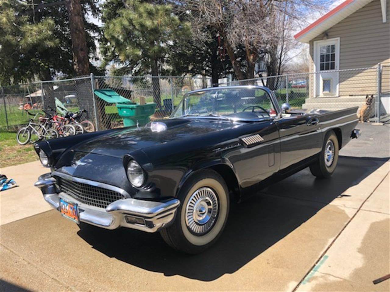 For Sale 1957 Ford Thunderbird In Eden Utah