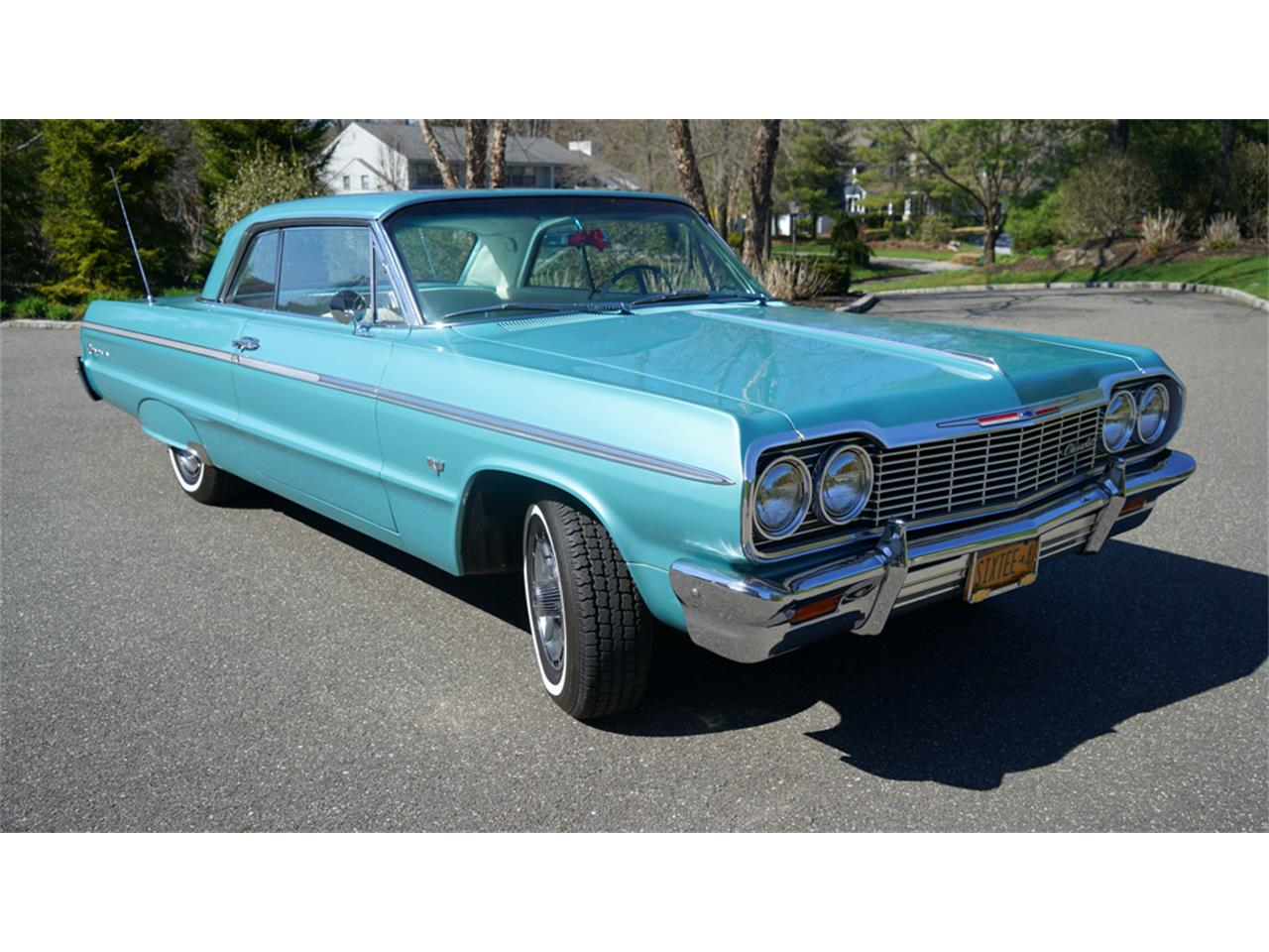 For Sale: 1964 Chevrolet Impala SS in Old Bethpage, New York