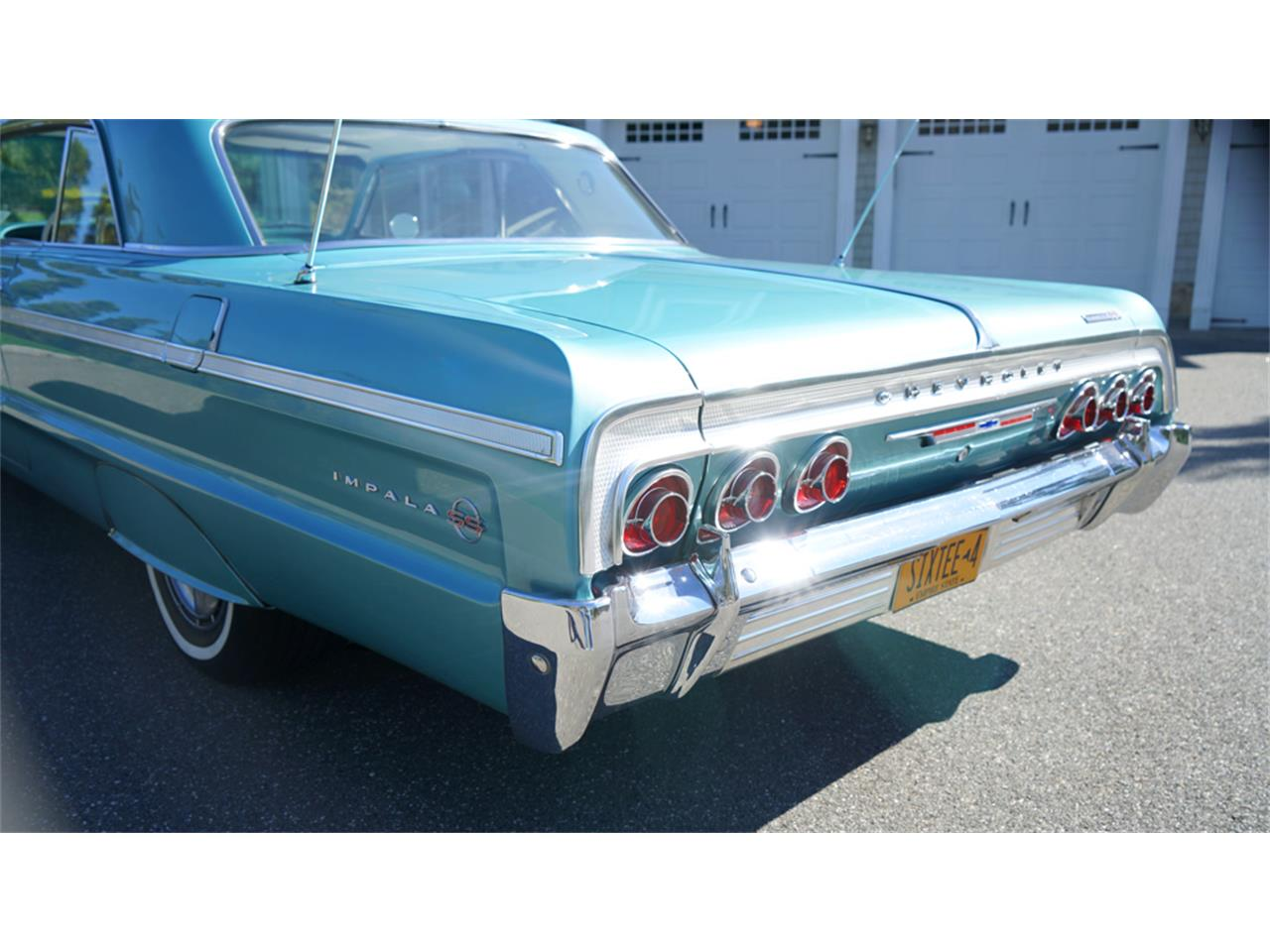 Large Picture of '64 Impala SS - PWGH