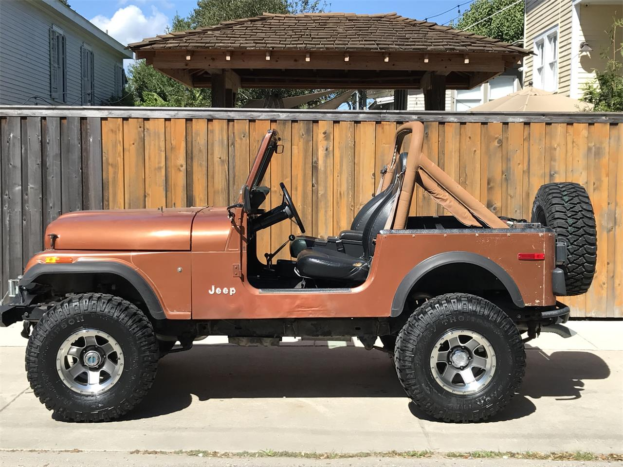 Large Picture of '83 CJ7 - PWGJ