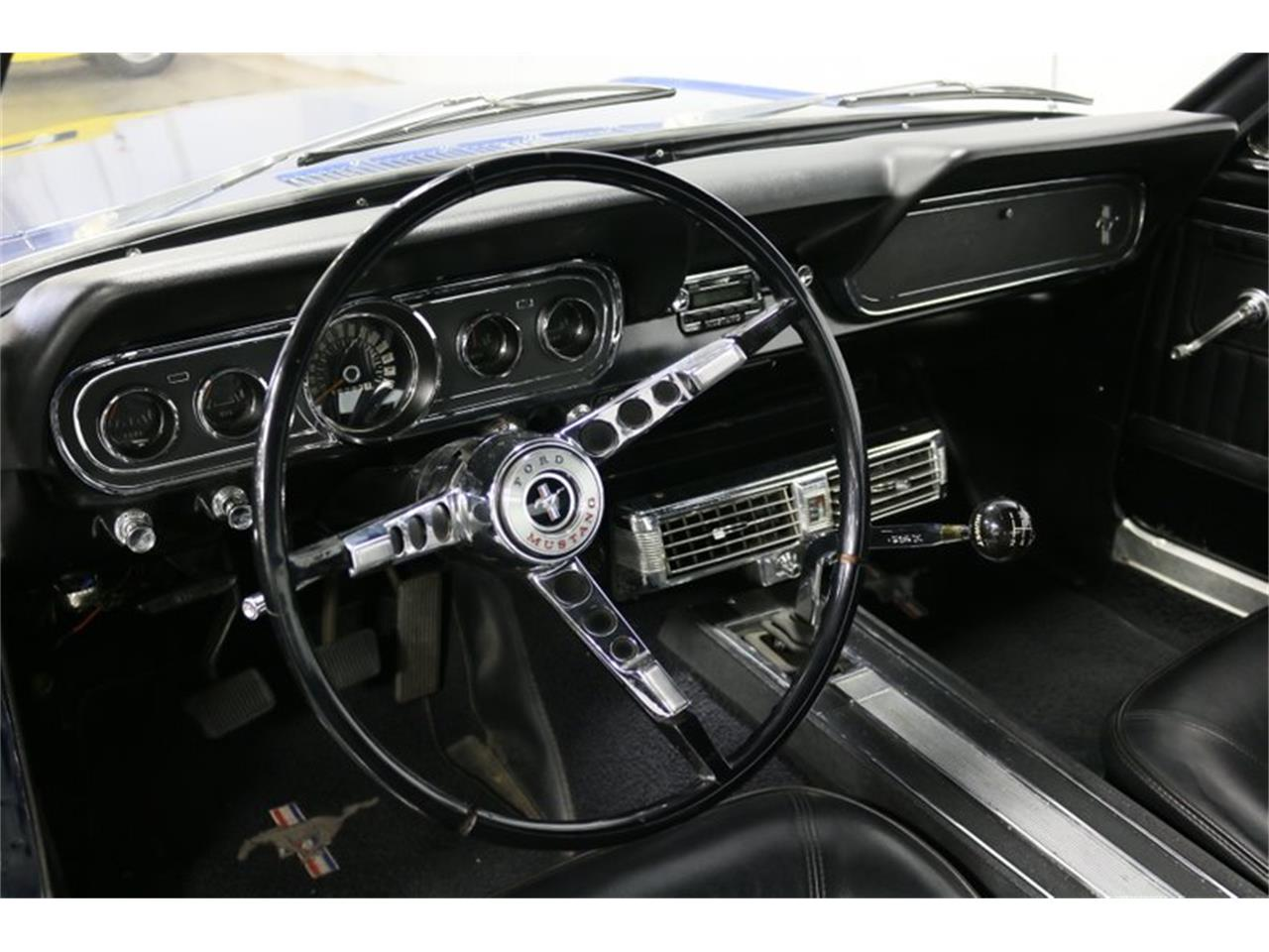 Large Picture of '66 Mustang - PWGO