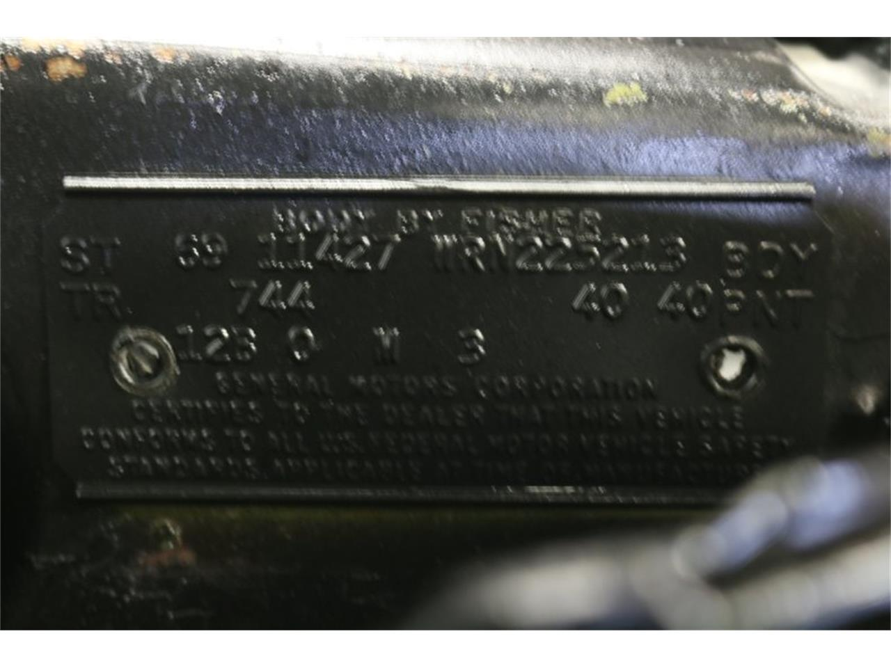 Large Picture of '69 Nova - PWGR