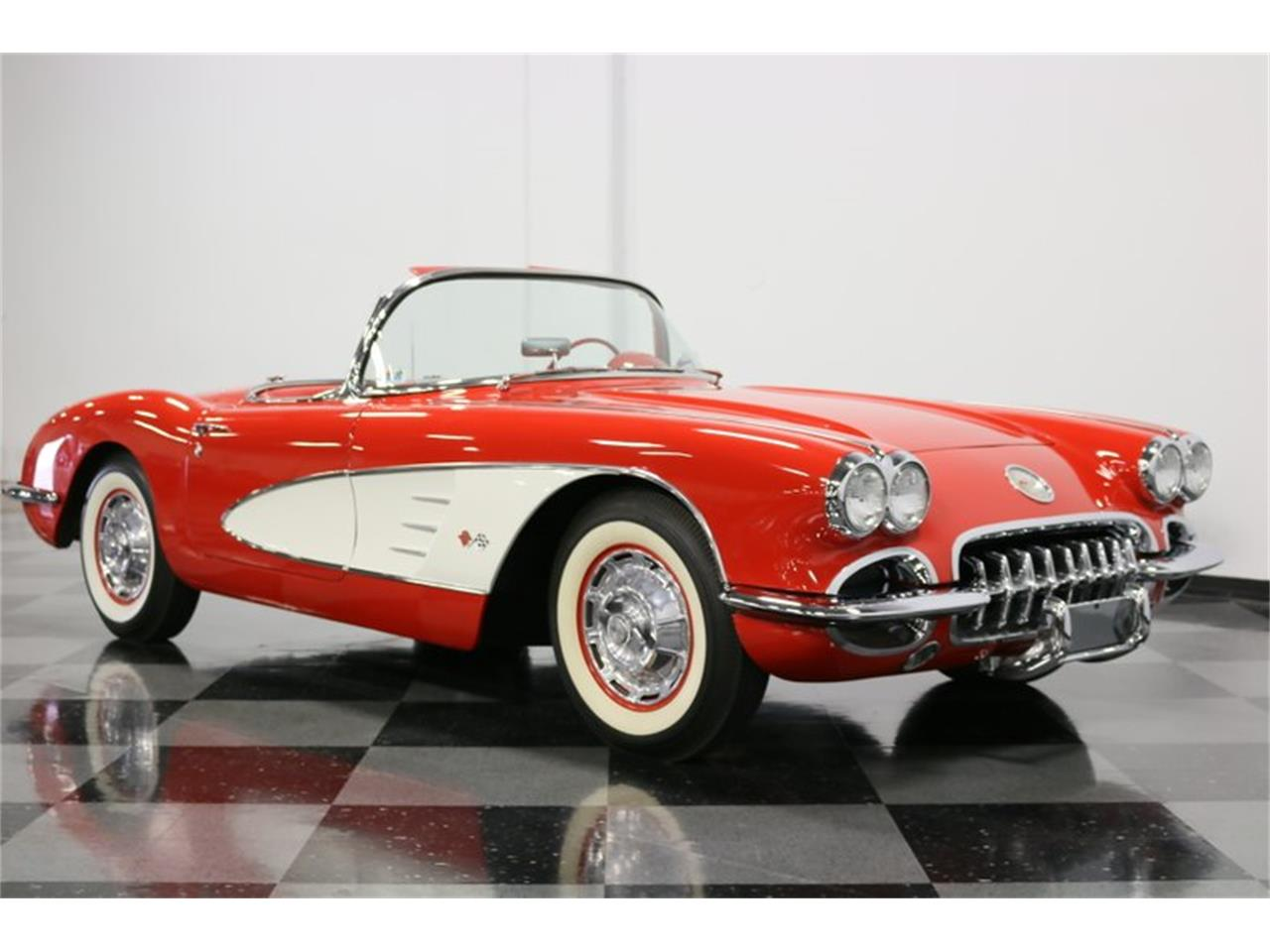 Large Picture of '59 Corvette - PWGX
