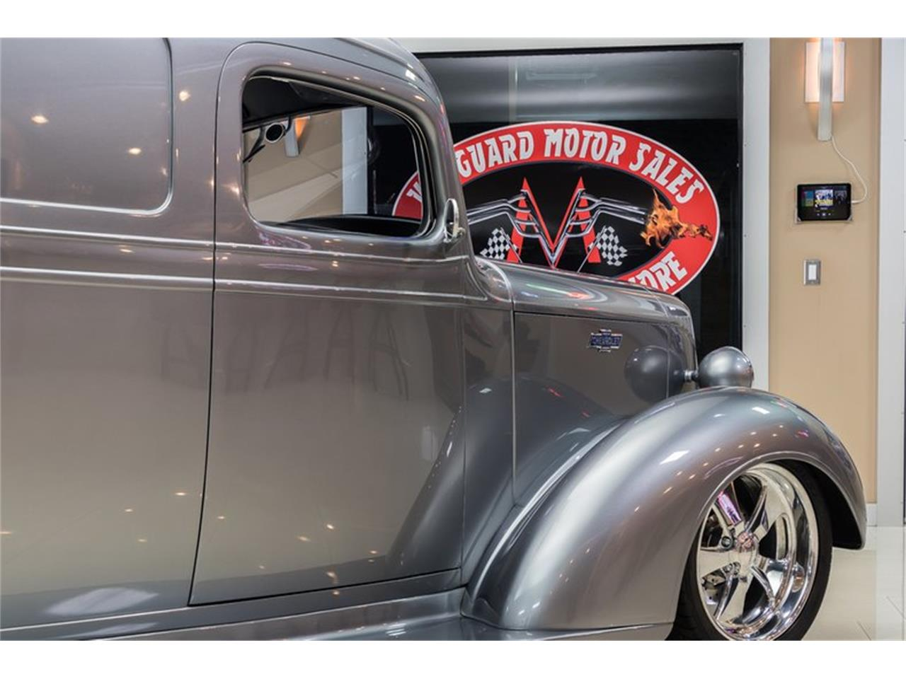 Large Picture of '37 Panel Truck - PWGY