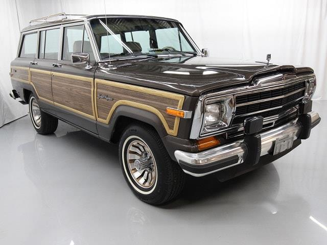 Picture of '87 Grand Wagoneer - PWH2