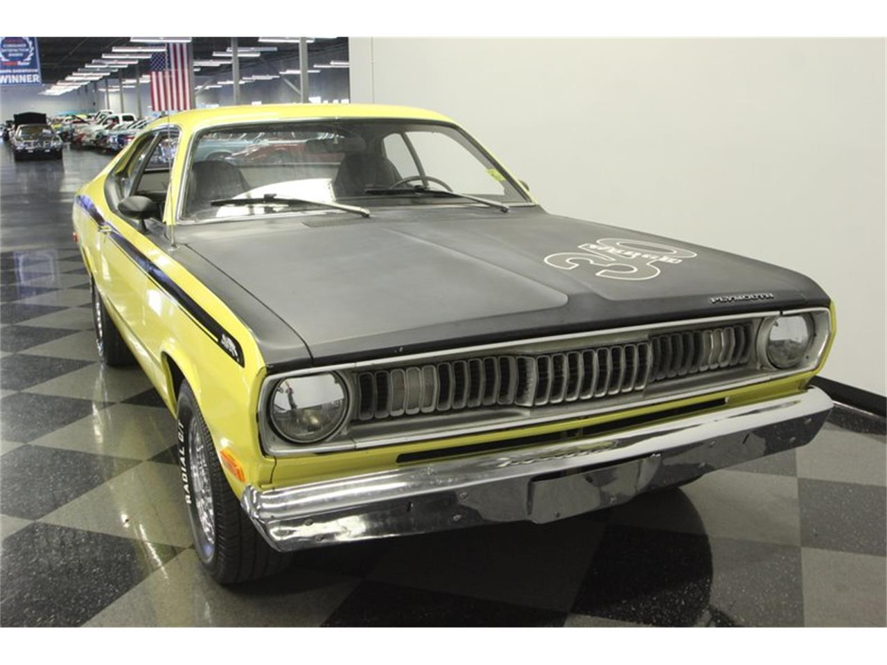 Large Picture of '72 Duster - PWHB