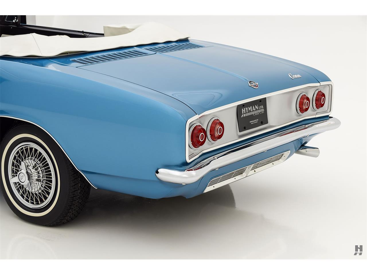 Large Picture of '66 Corvair - PWHO