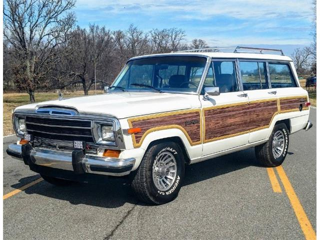 Picture of '88 Grand Wagoneer - PWHR