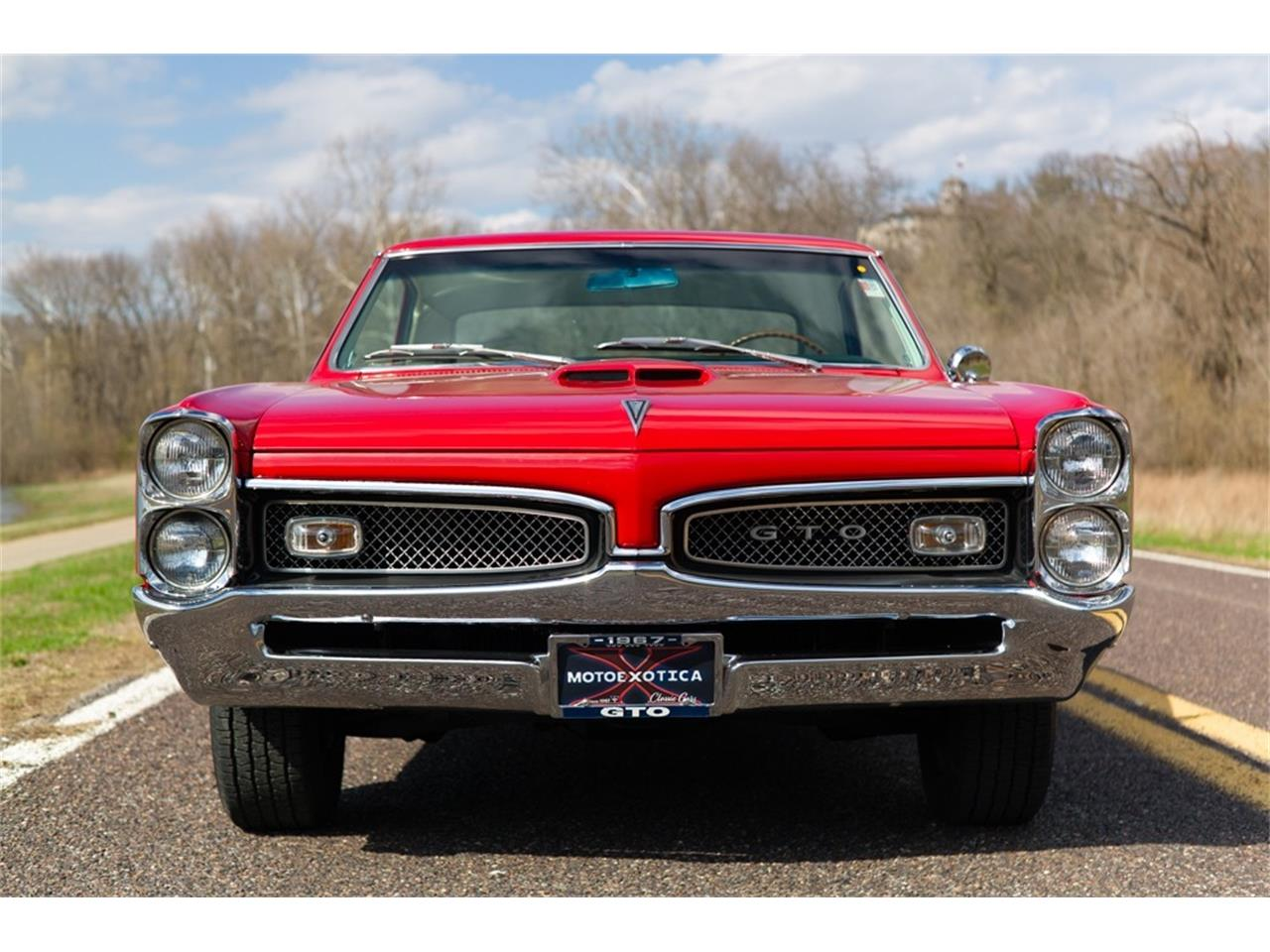 Large Picture of '67 GTO - PWHS