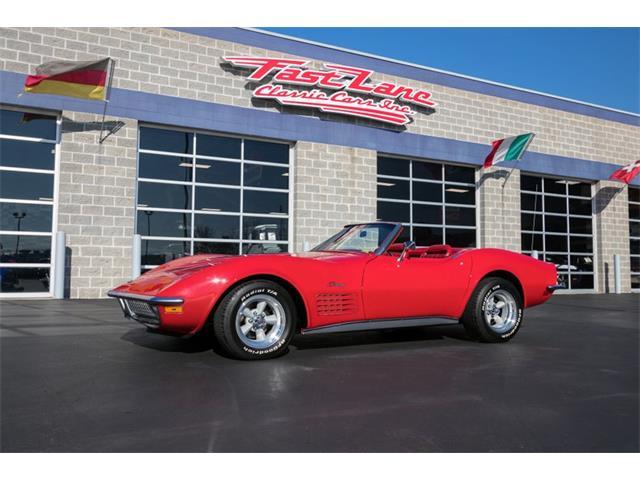 Picture of '71 Corvette - PWHT