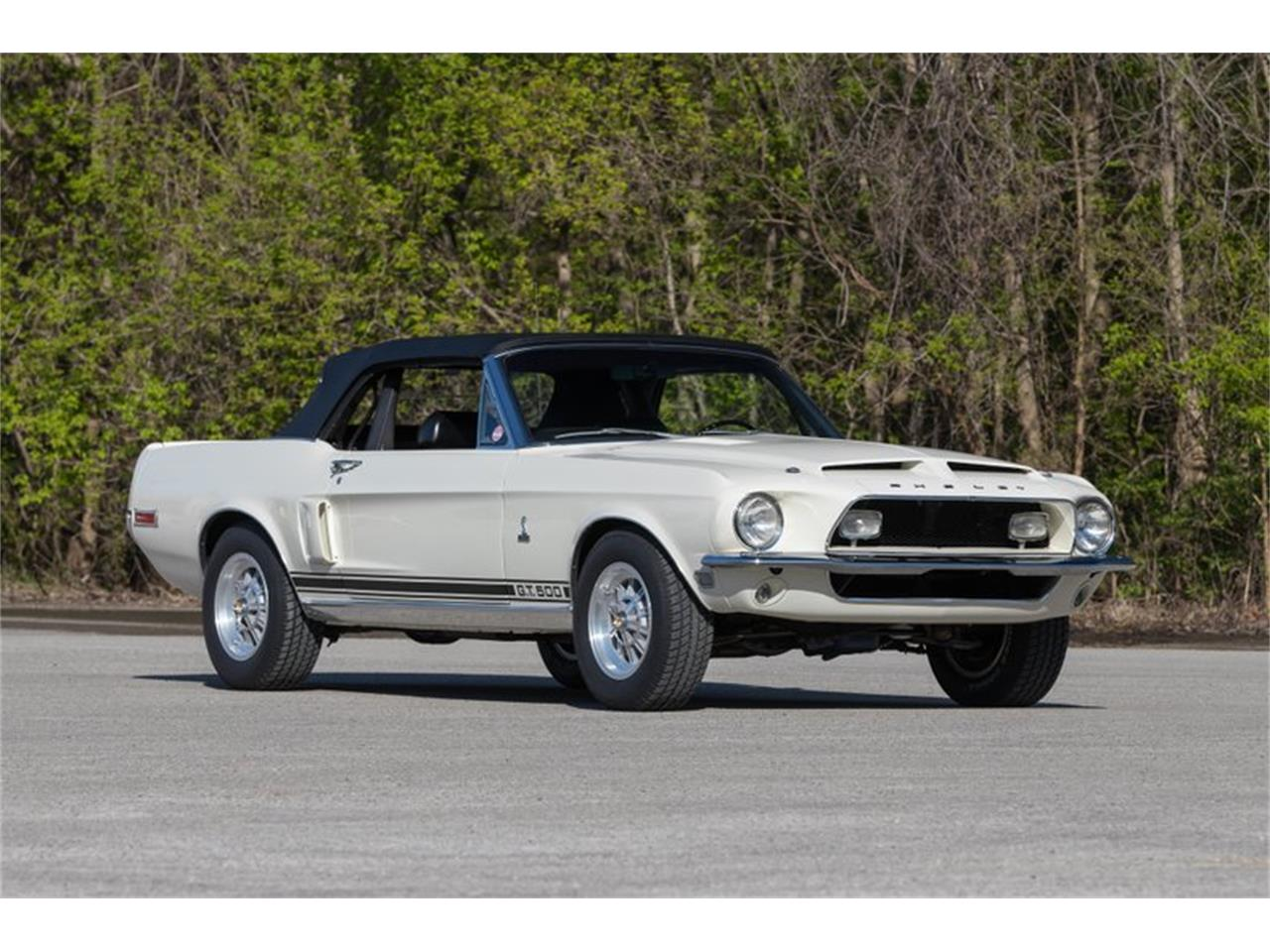 Large Picture of '68 GT500 located in St. Charles Missouri - $157,500.00 Offered by Fast Lane Classic Cars Inc. - PWHW