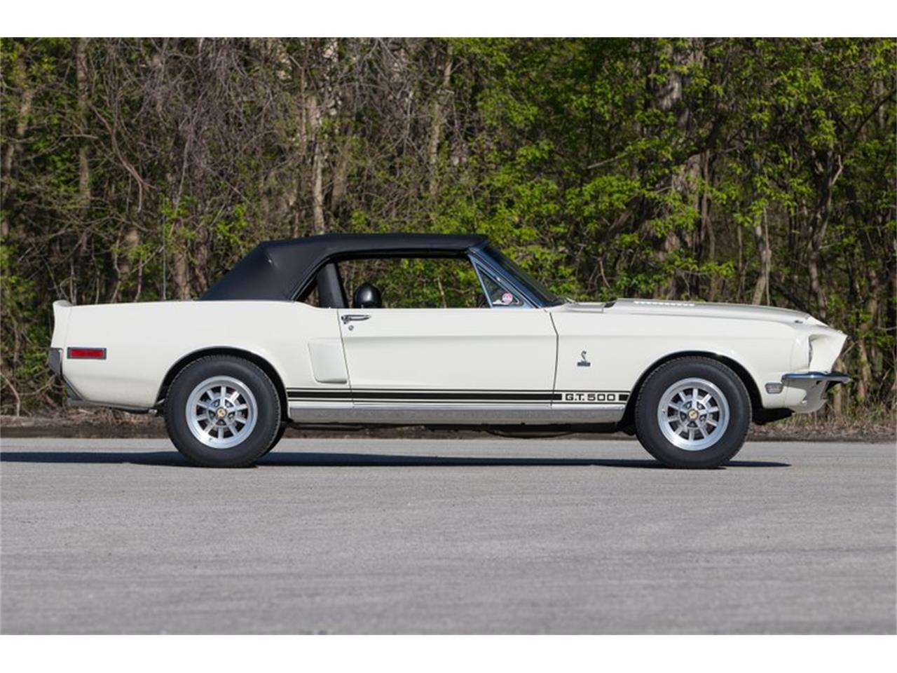 Large Picture of Classic 1968 Shelby GT500 located in St. Charles Missouri - $157,500.00 Offered by Fast Lane Classic Cars Inc. - PWHW