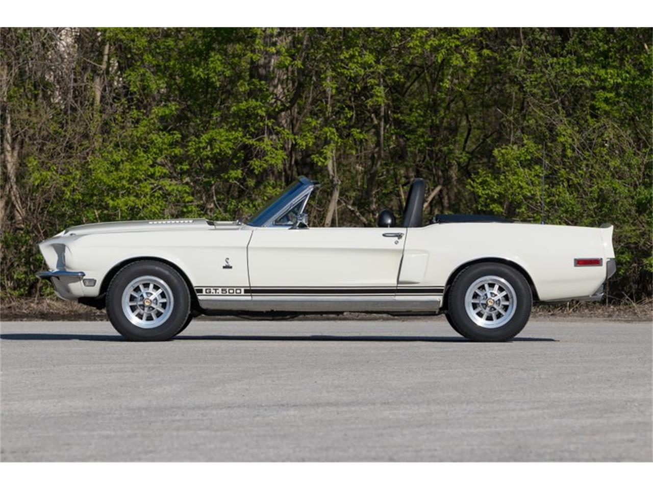 Large Picture of Classic 1968 GT500 located in Missouri - $157,500.00 Offered by Fast Lane Classic Cars Inc. - PWHW