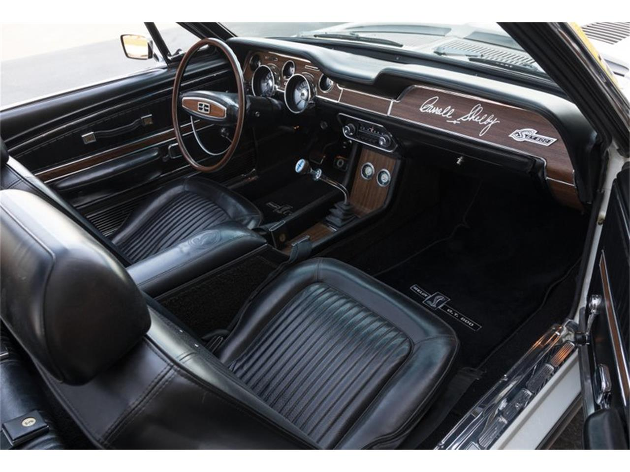 Large Picture of Classic '68 Shelby GT500 Offered by Fast Lane Classic Cars Inc. - PWHW