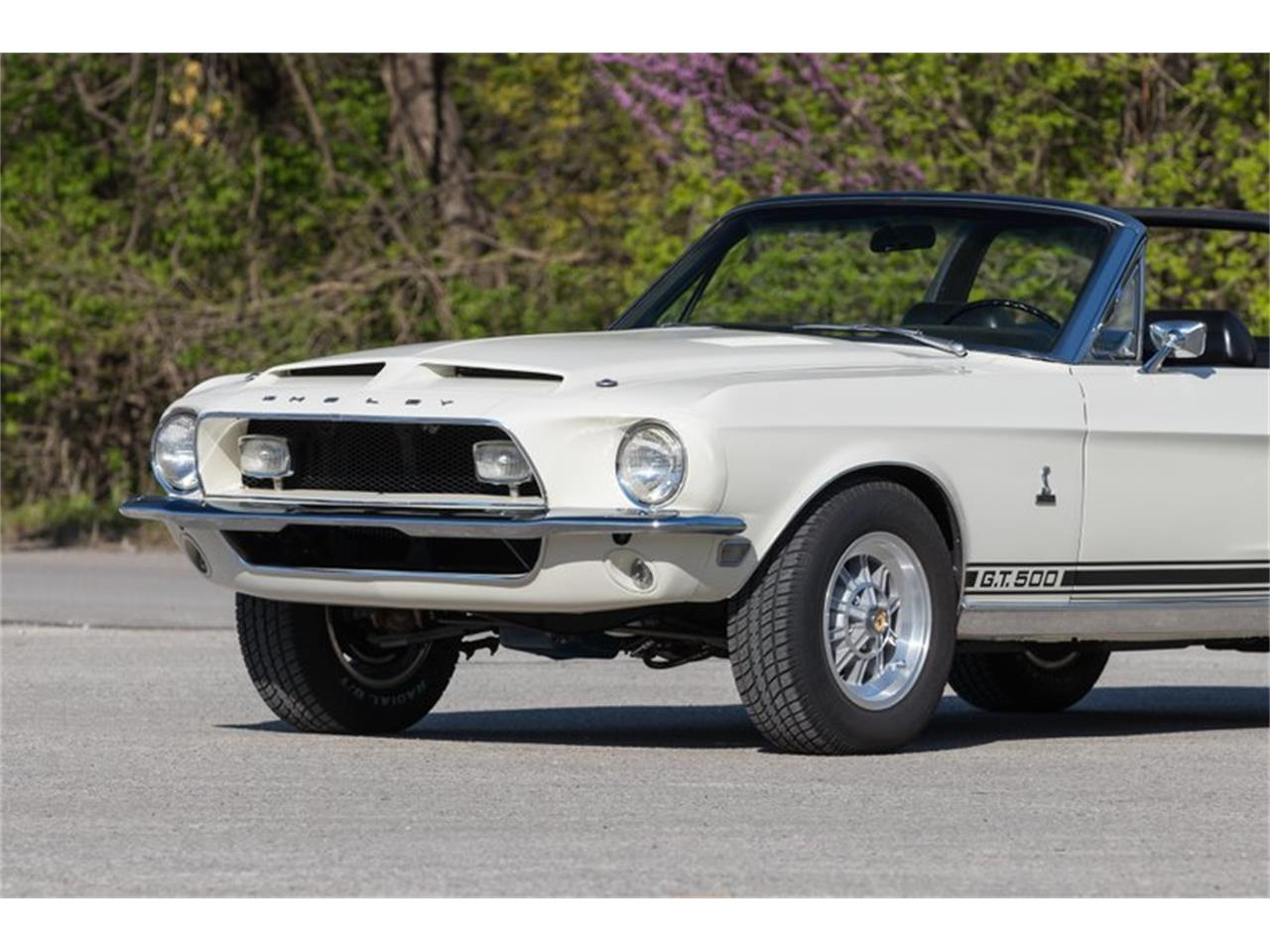 Large Picture of '68 GT500 - $157,500.00 Offered by Fast Lane Classic Cars Inc. - PWHW