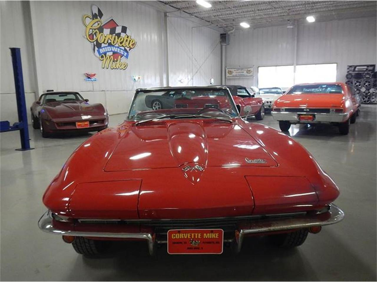 Large Picture of '66 Corvette - PQL1