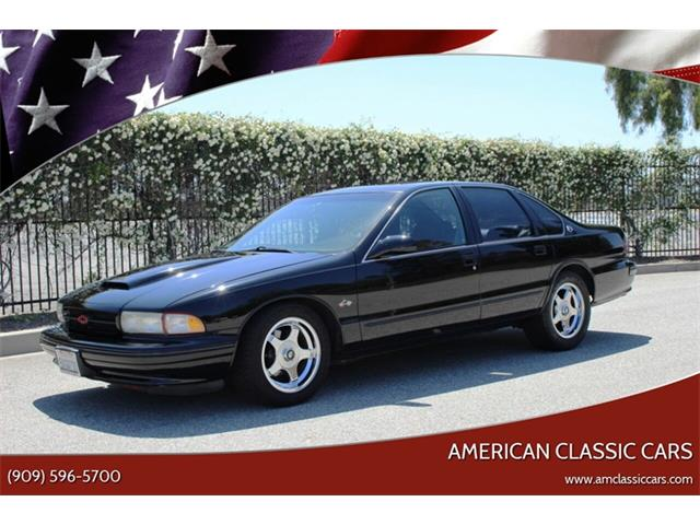 Picture of 1995 Chevrolet Impala located in La Verne California - $16,900.00 Offered by  - PWIG