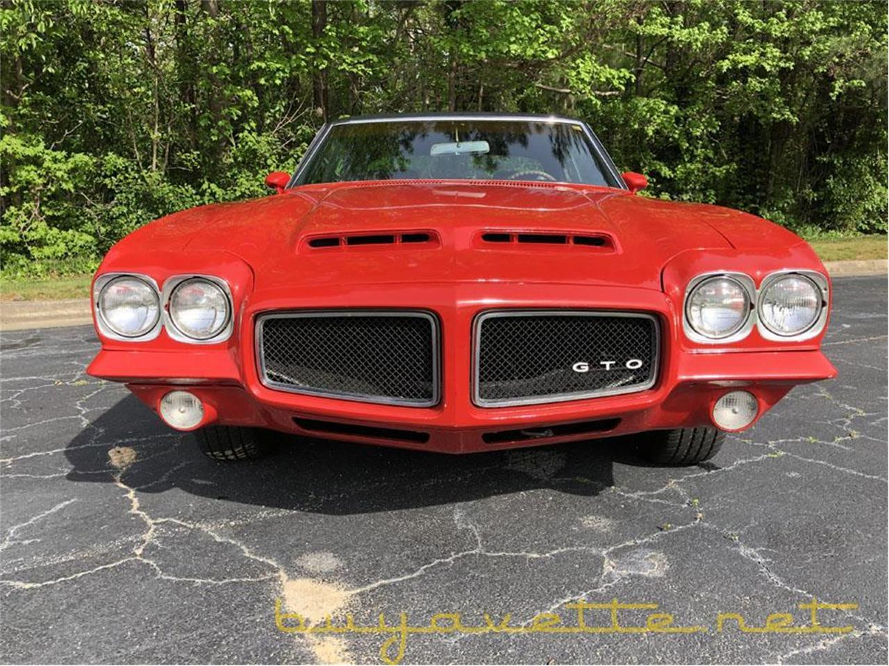 Large Picture of '71 GTO - PWIH