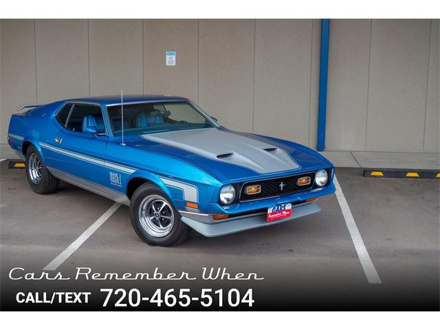 Picture of '72 Mustang - PWIQ