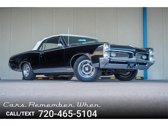 Picture of '67 GTO - PWIR
