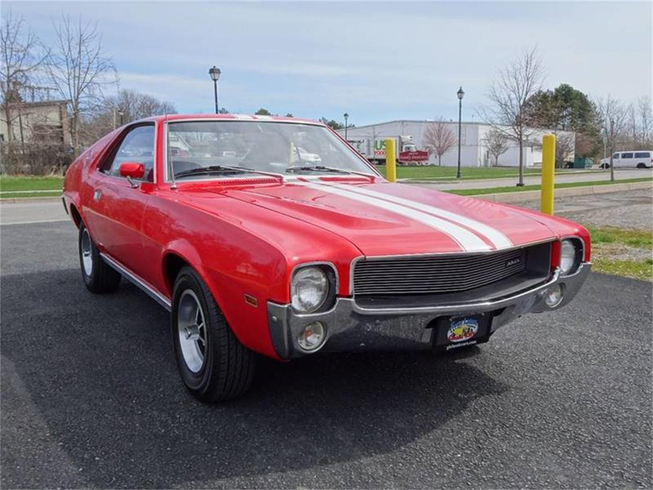 Large Picture of '69 AMX - PWIS
