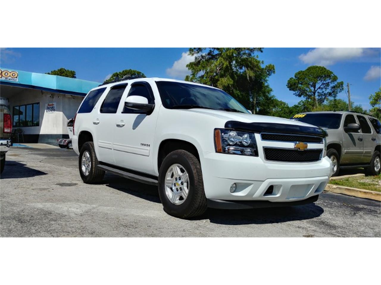 Large Picture of '10 Tahoe - PWIU