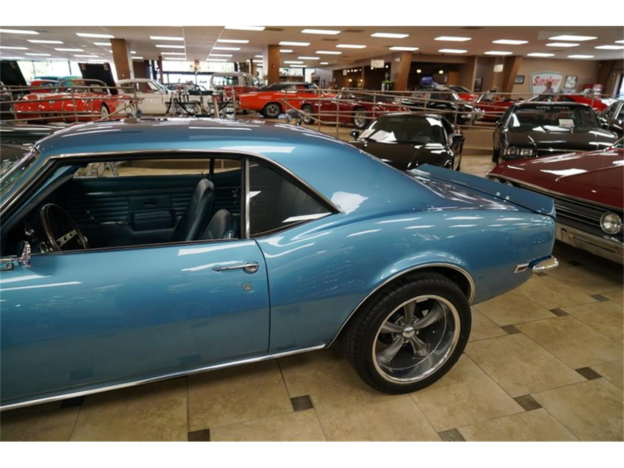 Large Picture of '68 Camaro Auction Vehicle - PWIV