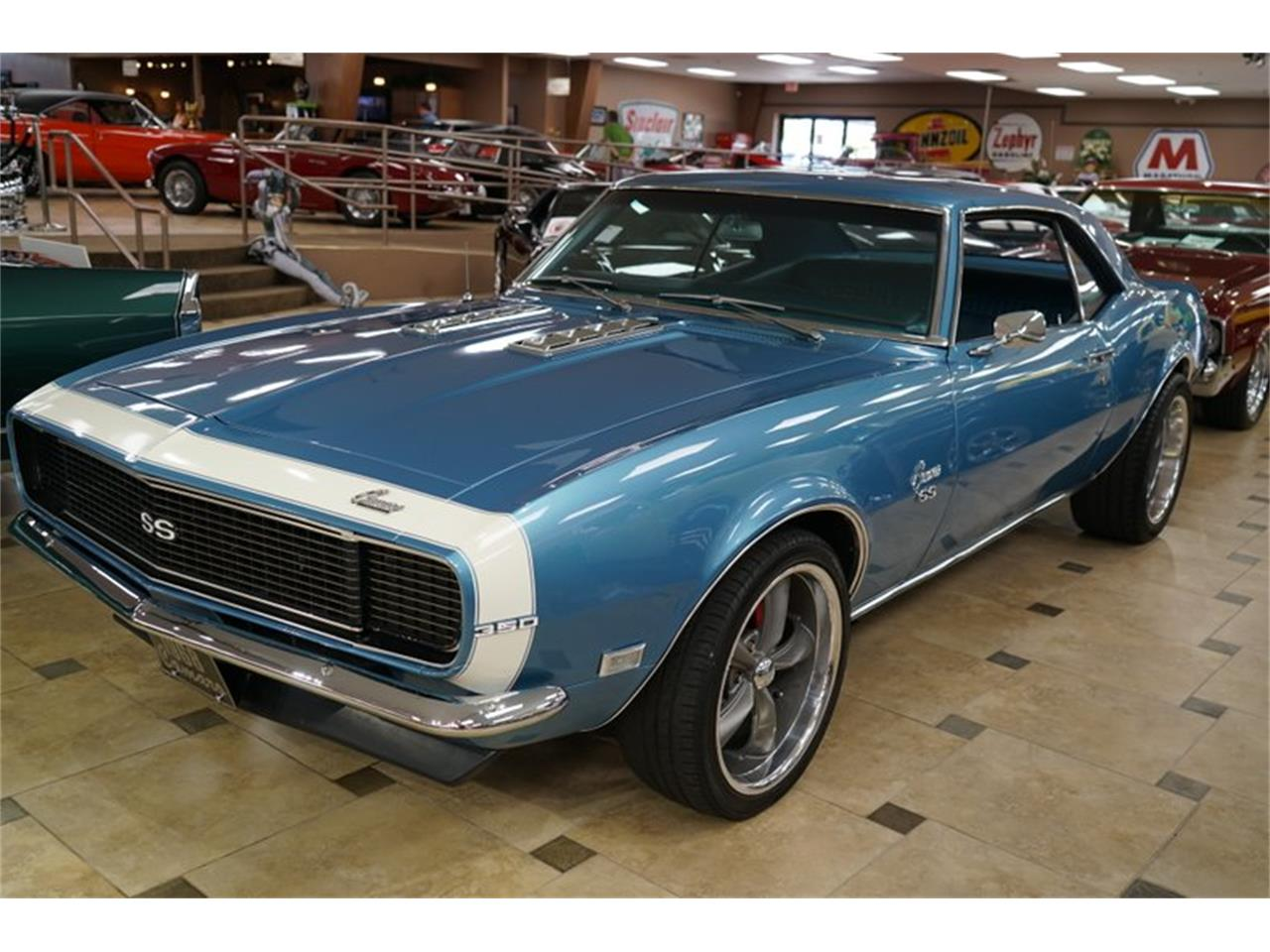 Large Picture of 1968 Camaro Auction Vehicle Offered by Ideal Classic Cars - PWIV