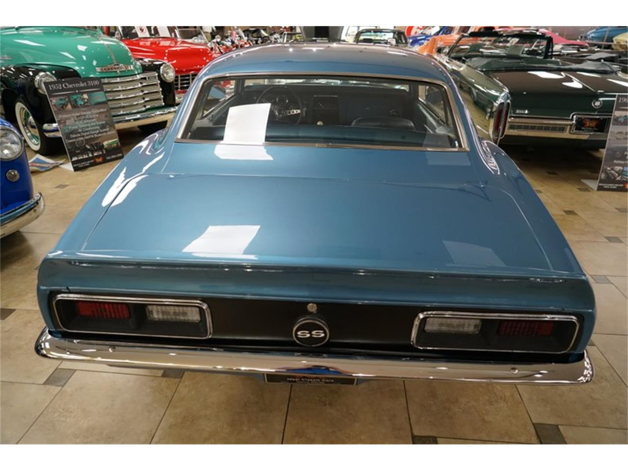 Large Picture of Classic '68 Chevrolet Camaro Auction Vehicle - PWIV
