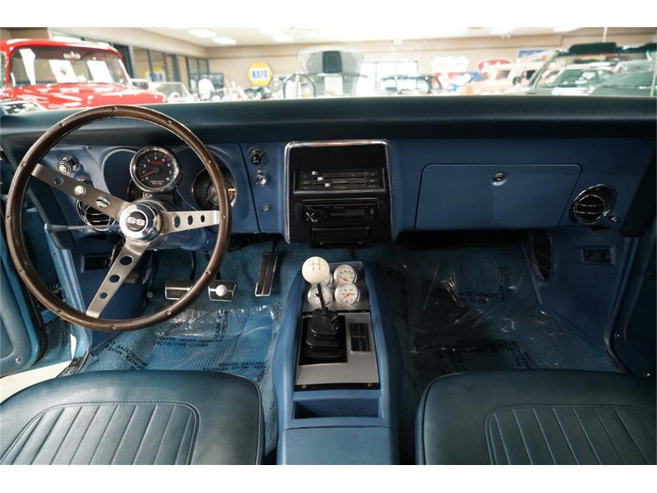 Large Picture of 1968 Chevrolet Camaro located in Florida Auction Vehicle - PWIV