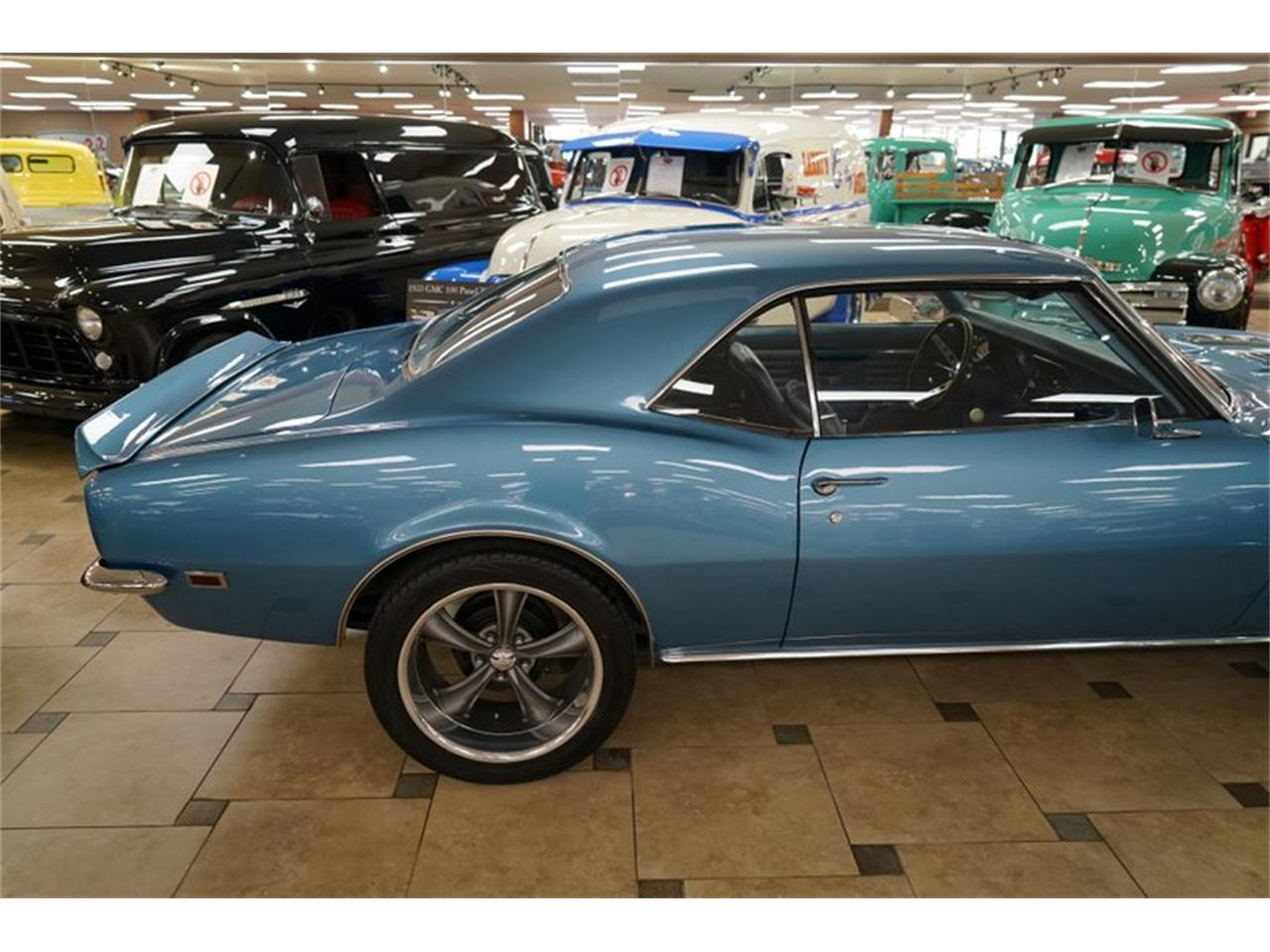 Large Picture of Classic 1968 Camaro Auction Vehicle - PWIV