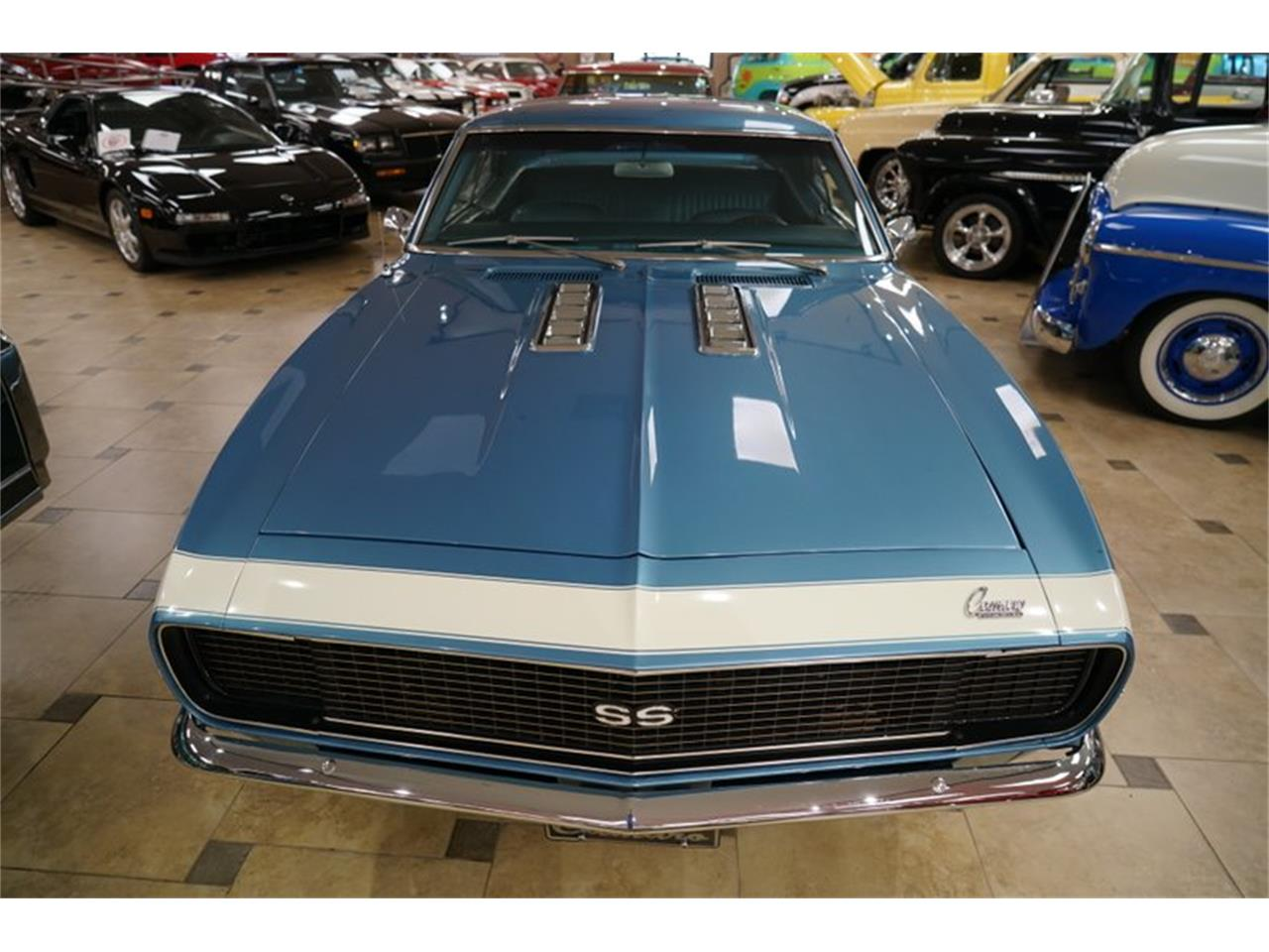 Large Picture of 1968 Camaro located in Venice Florida - PWIV